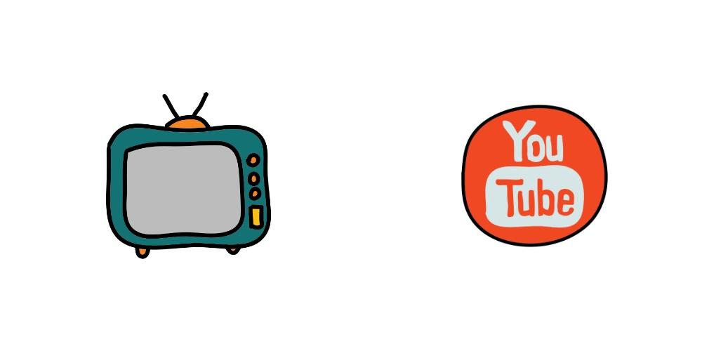 werbung tv youtube