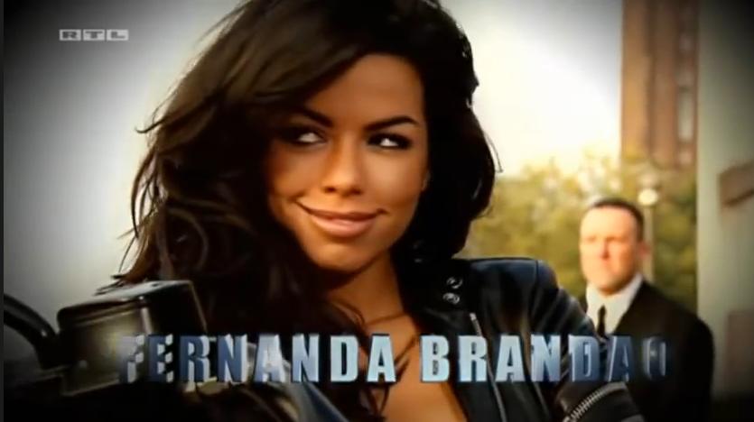Fernanda Brandao die schönste sexy Frau