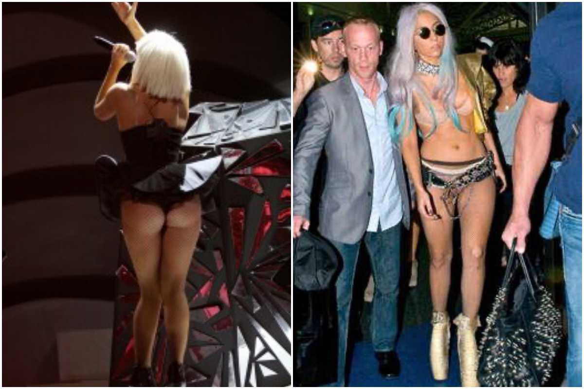Lady Gaga Probleme mit Figur