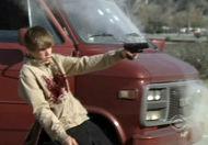 Justin Bieber-Kindisches Verhalten