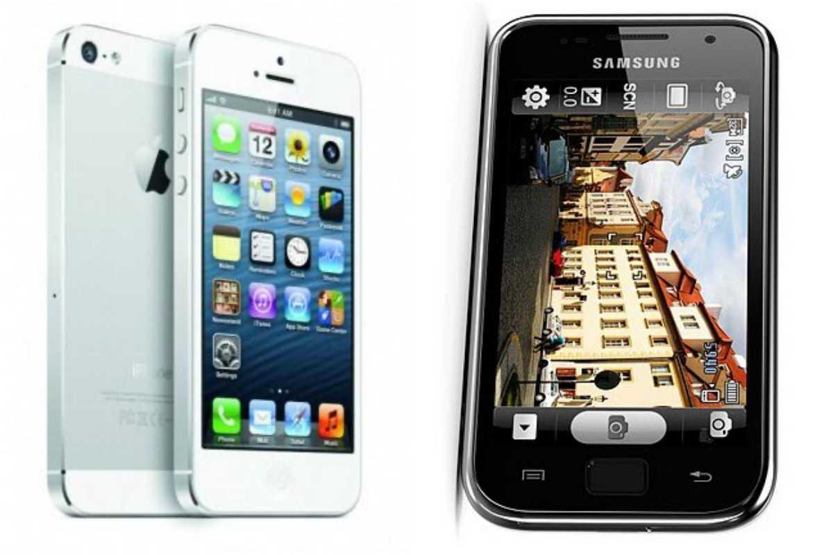 appl vs samsung