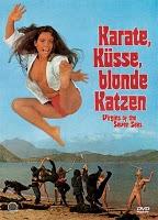 Karate, Küsse, blonde Katzen online