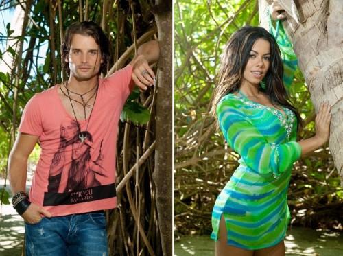 DSDS-Fernanda Brandao und Patrick Nuo nicht mehr dabei
