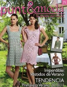 Punto and Moda №71 2010
