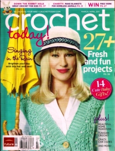 Crochet Today! March/April 2011
