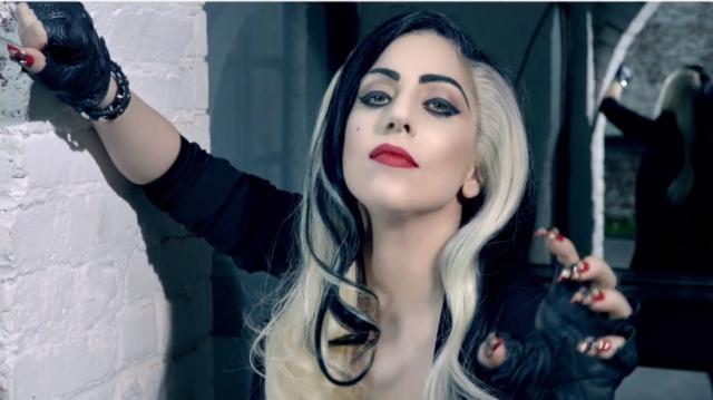 Lady Gaga-von Youtube gesperrt