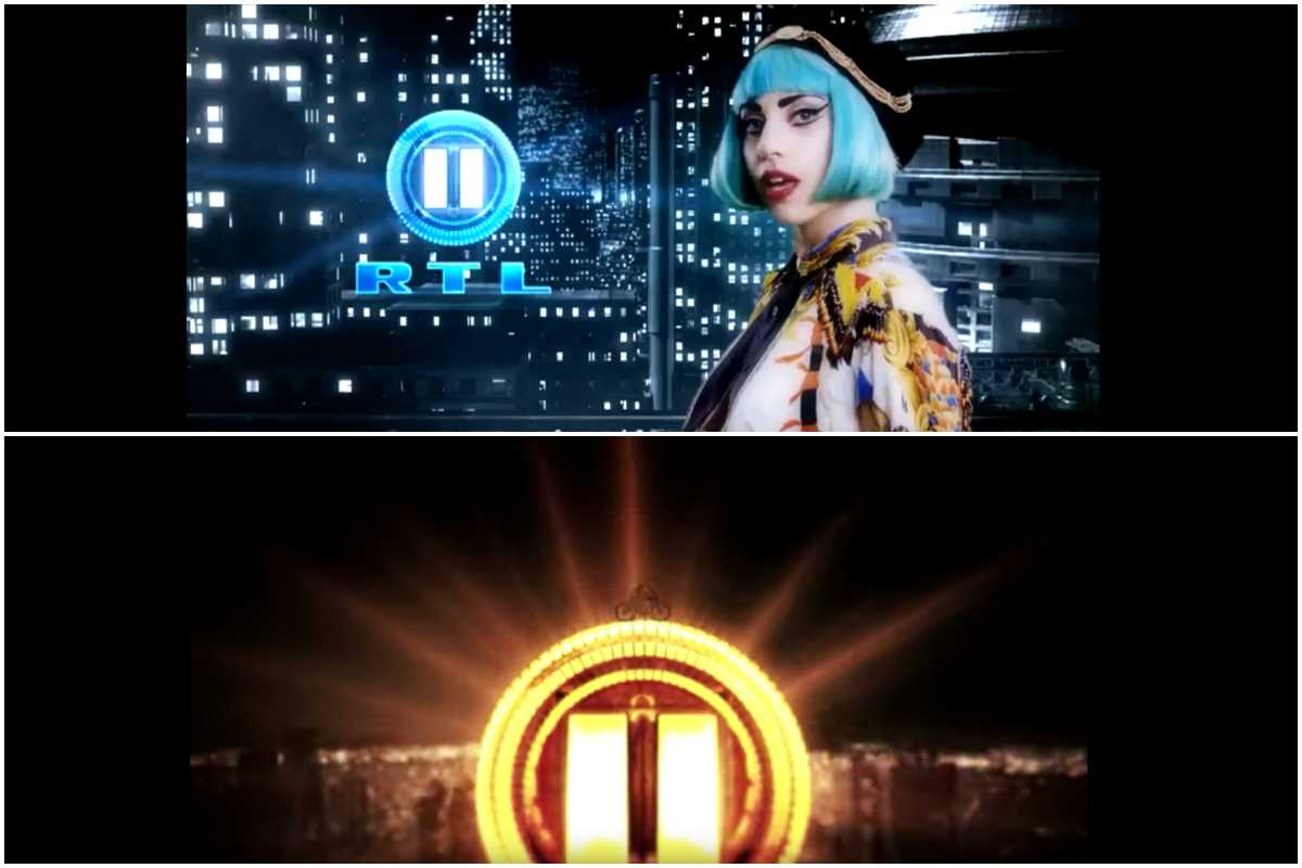 Lady Gaga-Werbespot