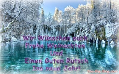 You-Big-Blog.com Wünscht euch Frohe Weinachten