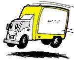 LKW Fahrer profi