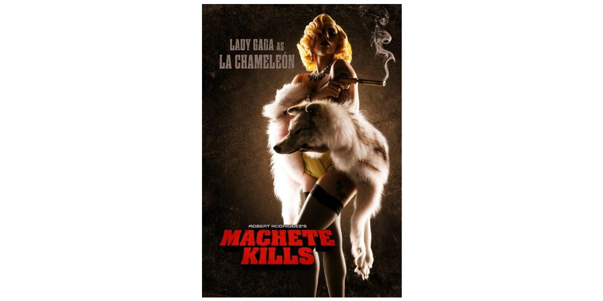 Lady Gaga Machete-Kills