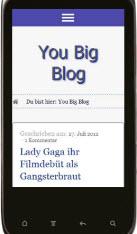 you-big-blog.com Mobiler version