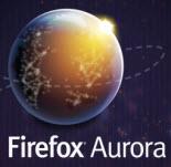 Firefox 16 Mozilla Aurora