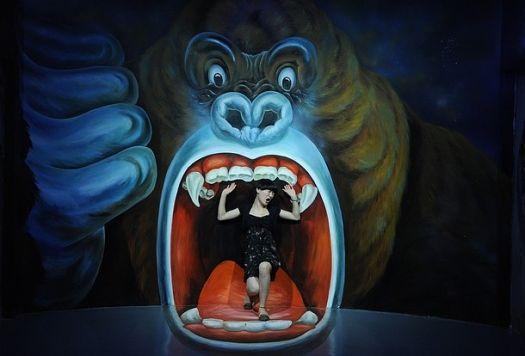 in King Kong Maul