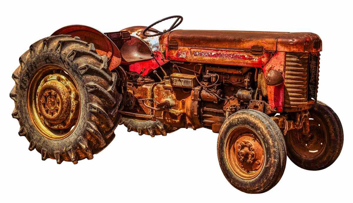 tractor-alte-technik
