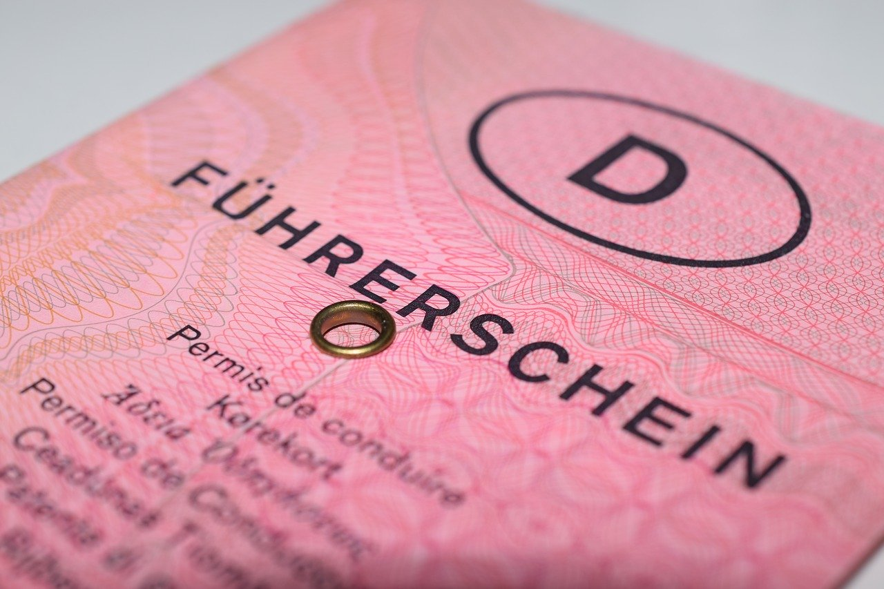 alte Führerschein
