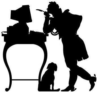 Autor und Blogger