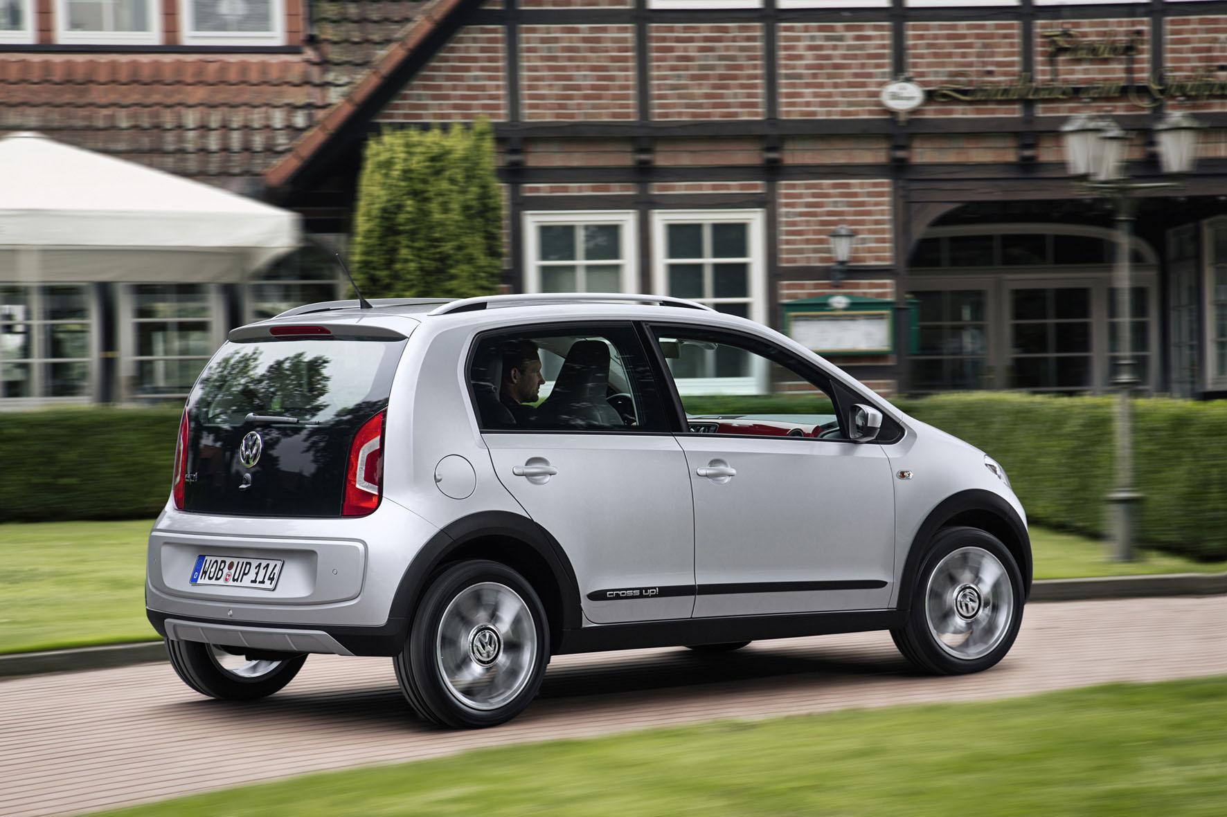 Mit dem aktuellen Versicherungsangebot zu Kleinwagen Polo und up! sicher und planbar günstig unterwegs.