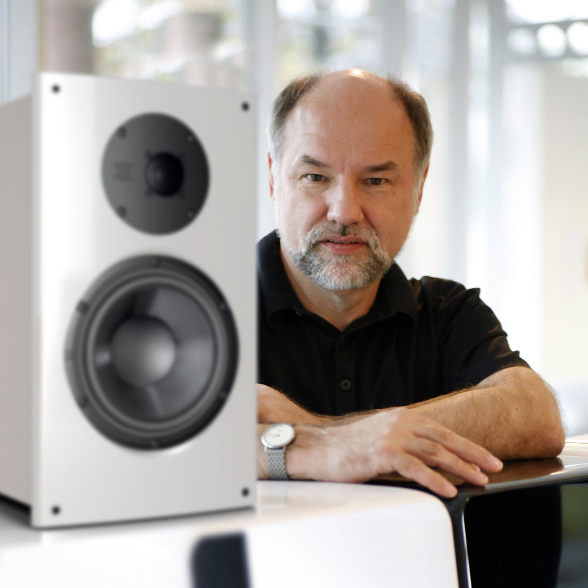 Mit über 40 Jahren Erfahrung zählt Günther Nubert zu den bekanntesten Klangexperten in Deutschland.