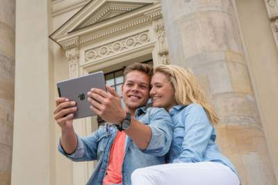 """Smartphones und Tablets sind längst zum """"Zweit-Fotoapparat"""" avanciert."""