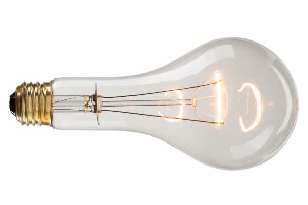 Was sind die größten Erfindungen der Menschheit? In einer britischen Umfrage landete die Glühbirne auf einem beachtlichen dritten Platz - hinter dem Rad und dem Flugzeug.