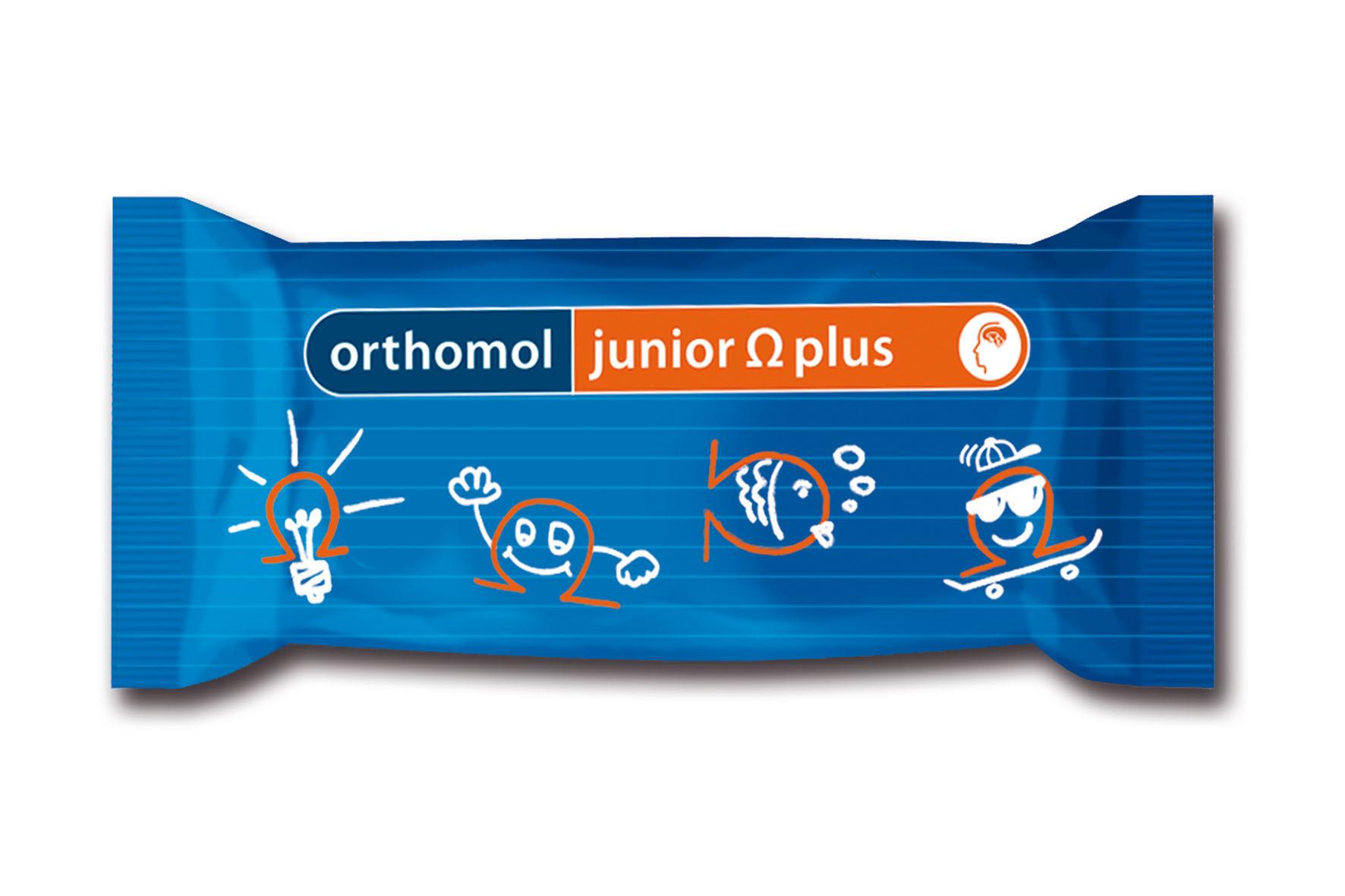 Brain-Power für helle Köpfe von Orthomol: seit Juli in Apotheken erhältlich.