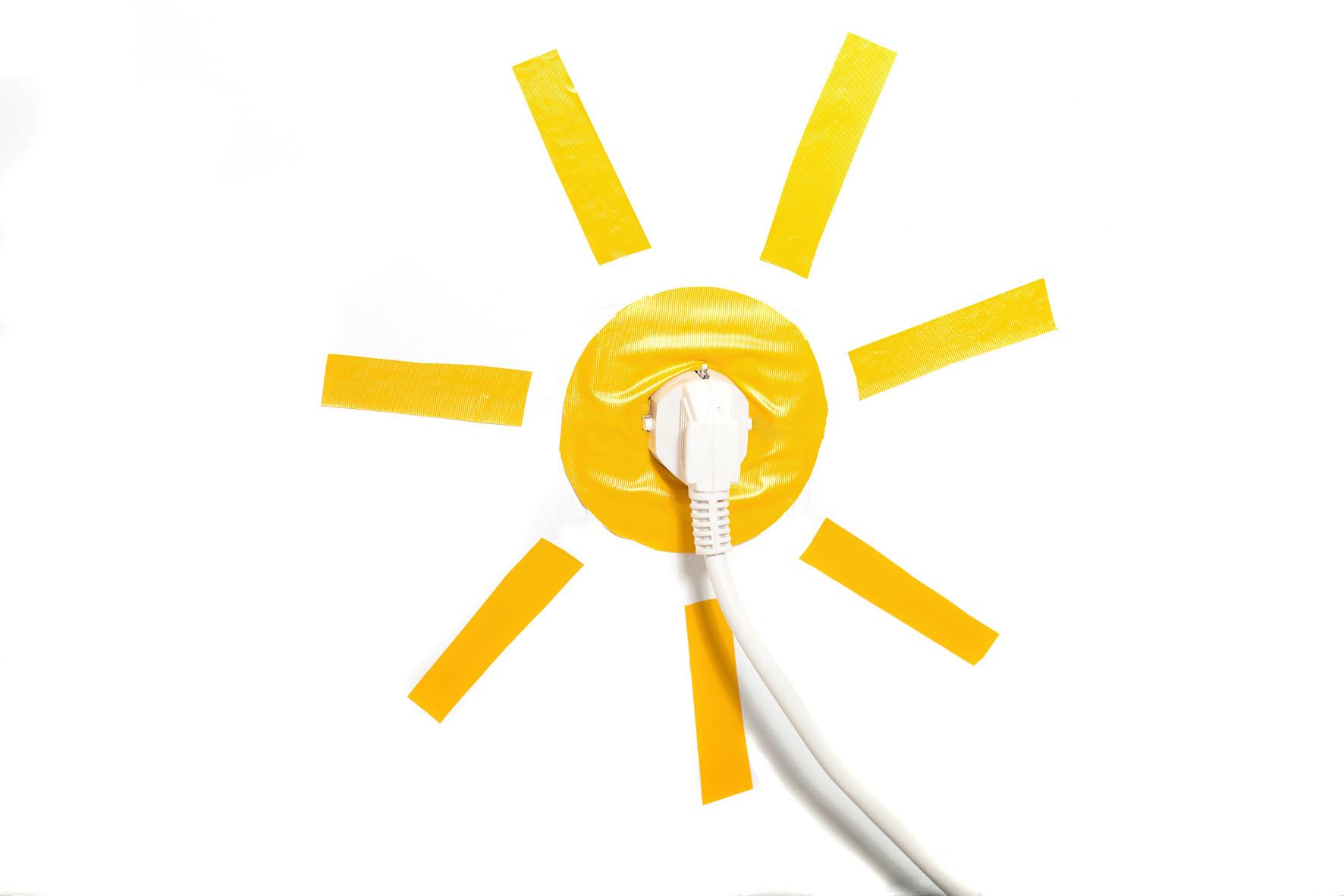 Die Photovoltaik hatte 2013 einen Anteil von etwa fünf Prozent am deutschen Bruttostromverbrauch - diese Quote soll bis 2020 auf rund zehn Prozent steigen.