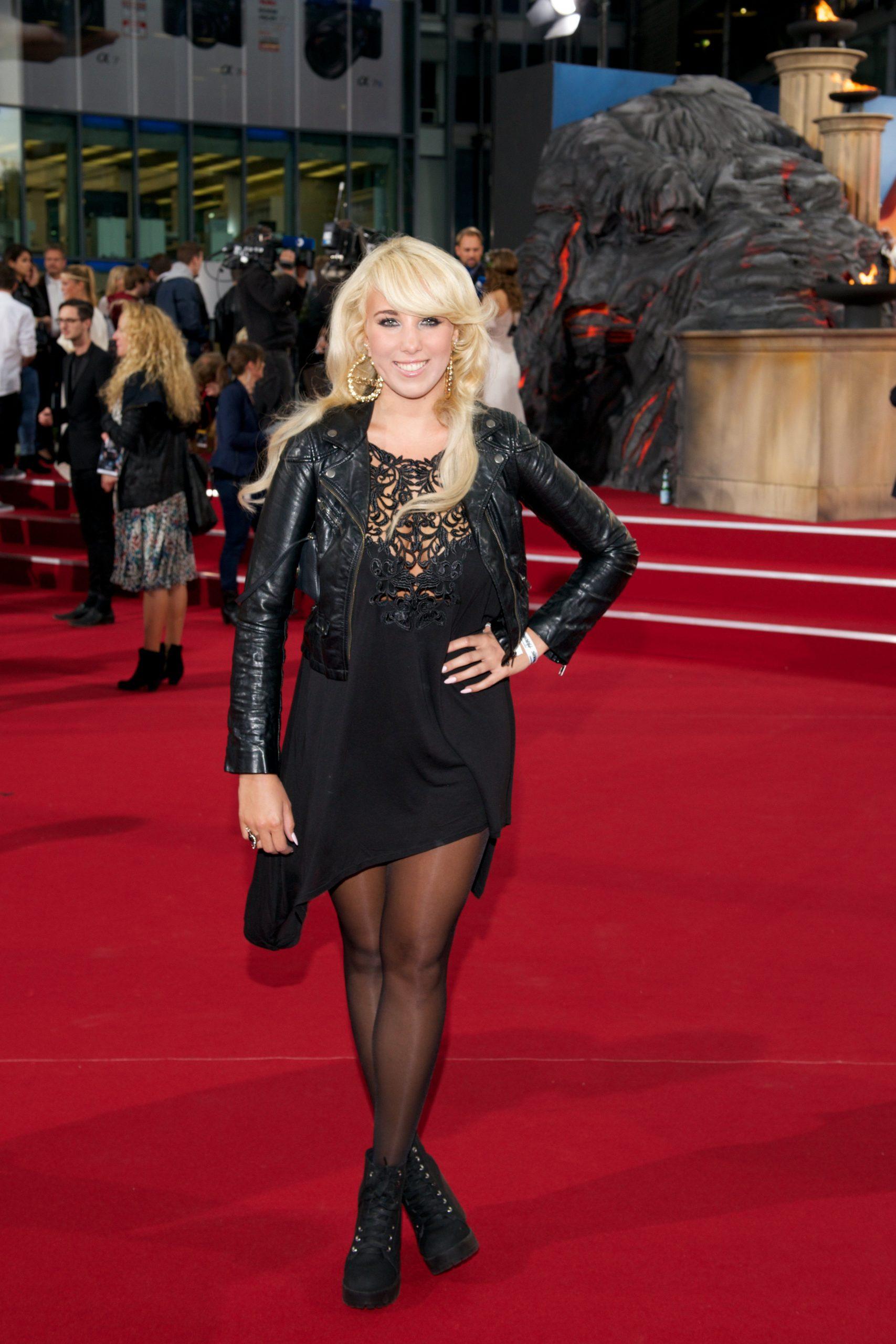 Hauptsache Gerede: Sängerin Annemarie Eilfeld sorgt mit ihrem Privatleben für Schlagzeilen