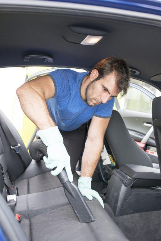 Autopflege nach dem Urlaub