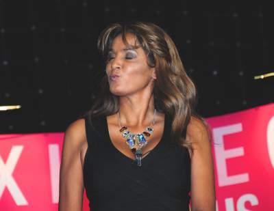 Dieter Bohlen-Ex Nadja Abd el Farrag hält sich mit Gelegenheitsjobs über Wasser.