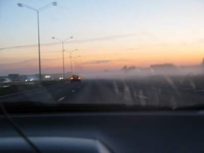 Sicher navigieren im Nebel