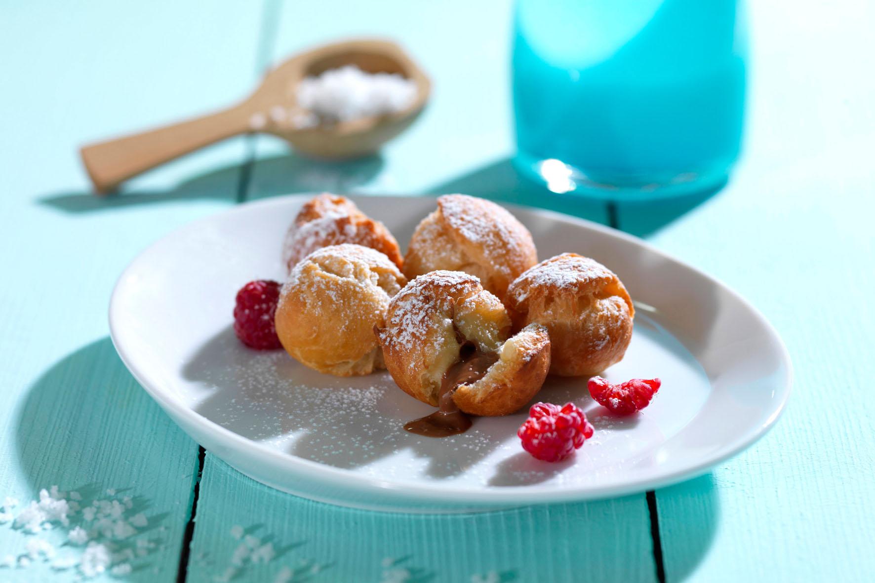 Salz ist ein natürlicher Geschmacksverstärker: ein guter Grund, auch bei Süßspeisen eine Prise Salz zu verwenden.