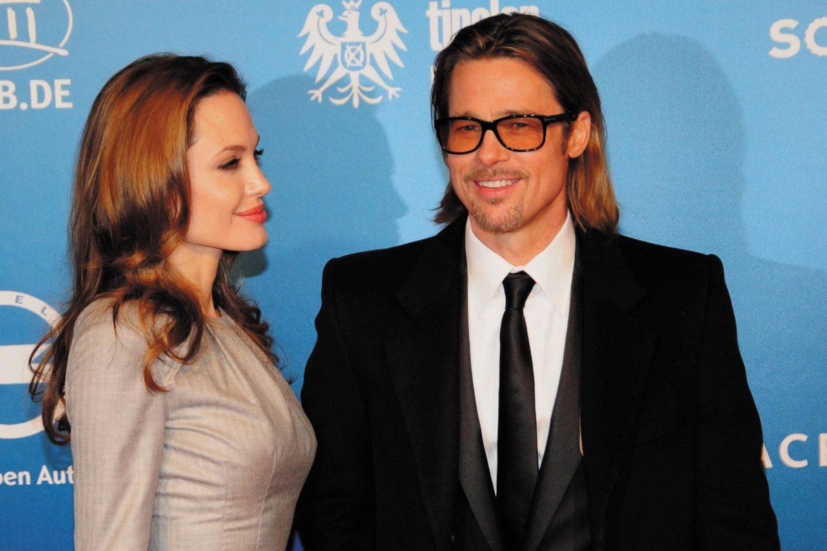 Brad Pitt und Angelina Jolie feierten ihre Hochzeit im engsten Familienkreis.