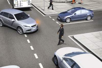 Fahrerassistenzsystemen helfen