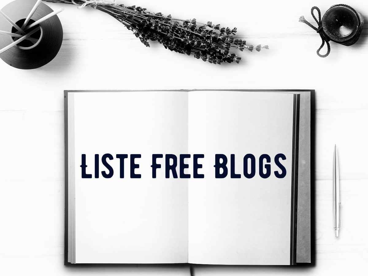 blog liste