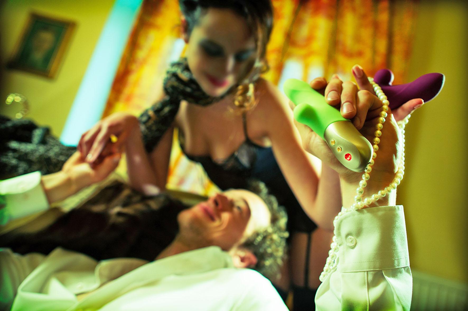 Laut der Fun Factory-Studie wünschen sich rund 40 Prozent sexuelle Experimente
