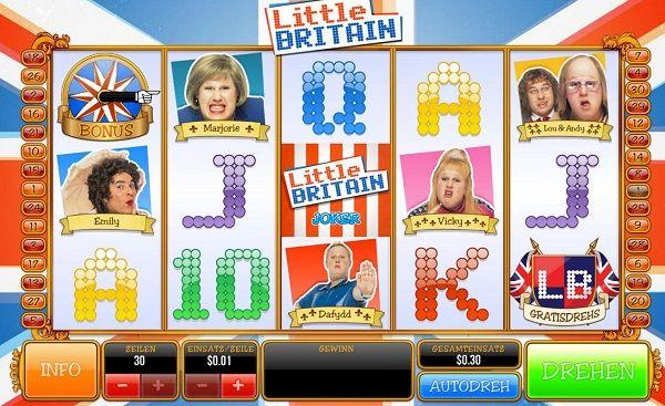 Serie Little Britain
