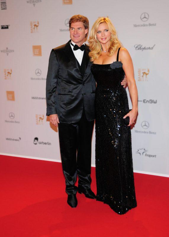 Endlich haben sich Veronica Ferres und Carsten Maschmeyer getraut.