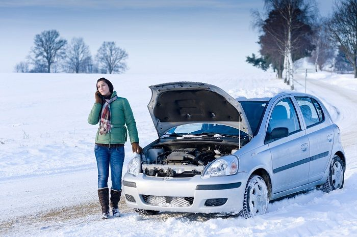Die Autobatterie macht im Winter besonders häufig schlapp