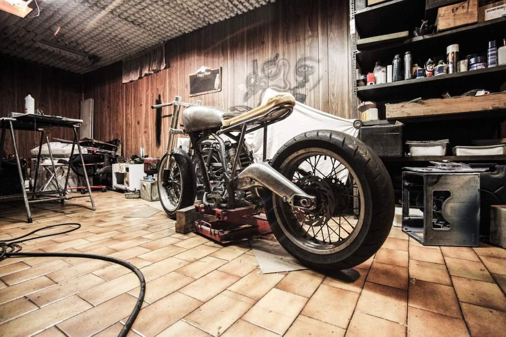 motorbike-Motorrad