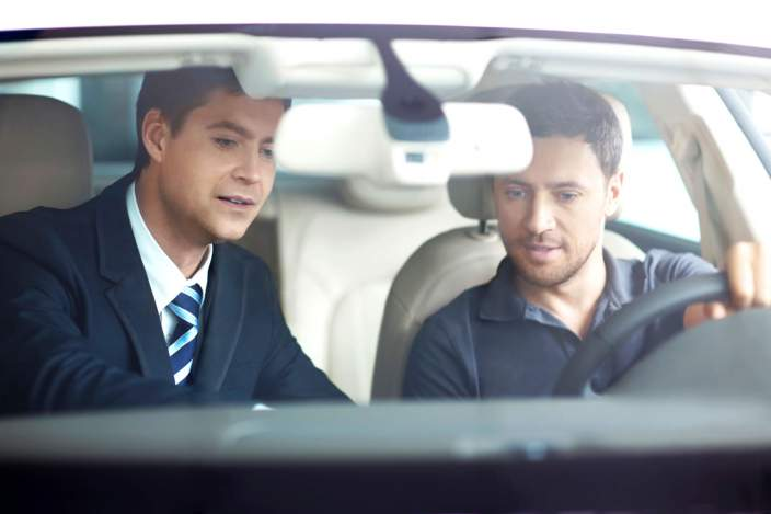 Autokauf Fahrzeug mit Automatikgetriebe