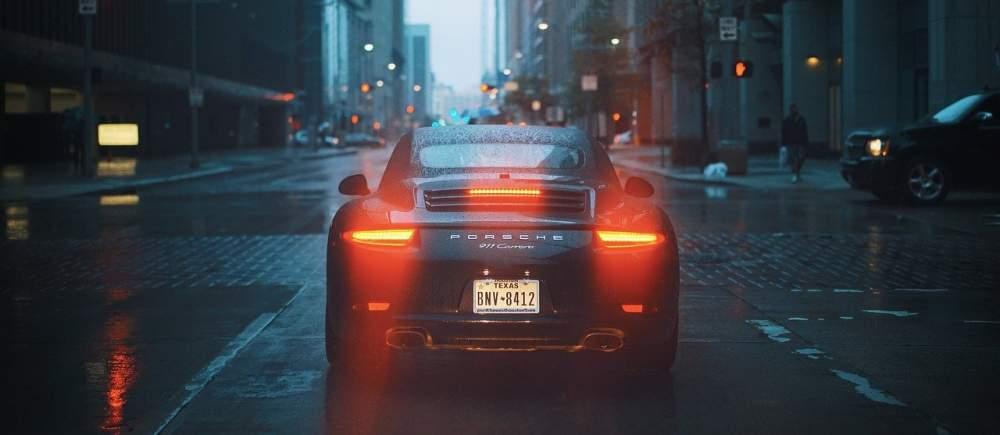 Auto Licht Beleuchtung