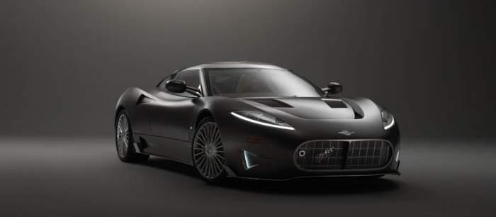Das neue Spyker-Modell