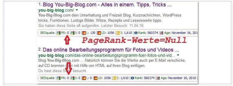 Google -pagerank
