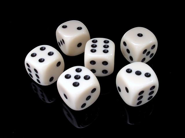 Online-Casino-Würfel-Spiel