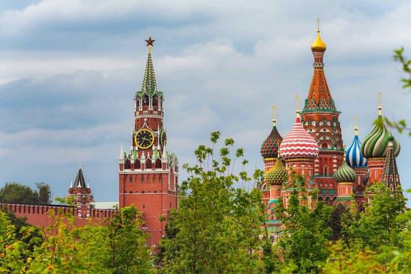 Reise nach Moskau-russia-kreml