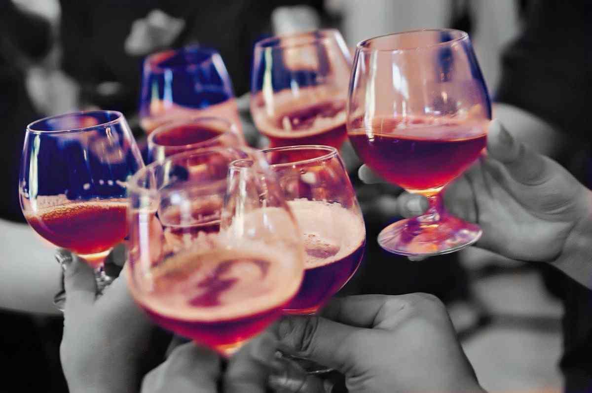 Alkohol trinken Sucht