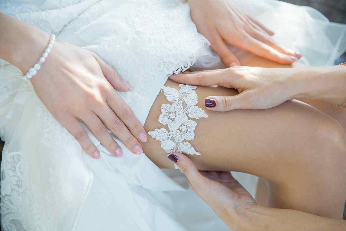 Heiraten Braut