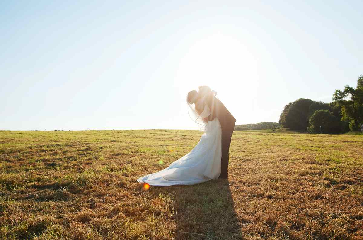 Heiraten im Frühling oder Sommer