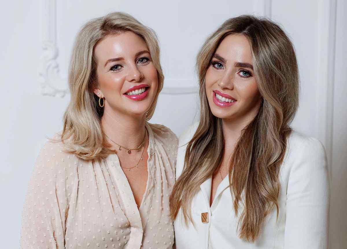 Luise Grebbin und Jasmin Windisch von Love Rose Cosmetics